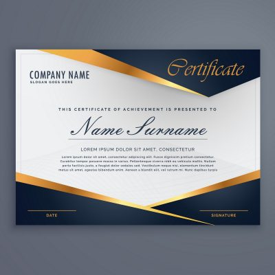CERTIFICAT/ INVITATION CARD-3D SPOT